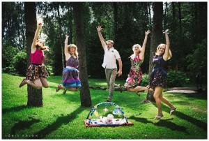 Aasta Tegija! | Suvepäev koos perega