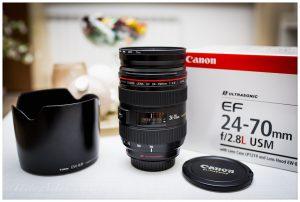 Canon EF 24-70mm f/2.8L USM