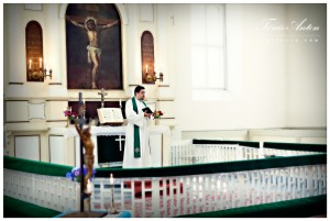 Lasteristimispüha Rõuge kirikus