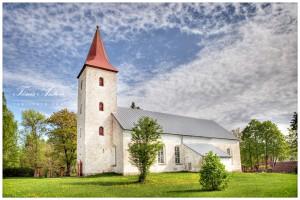 Leeripüha ja ristimine Rõuge kirikus